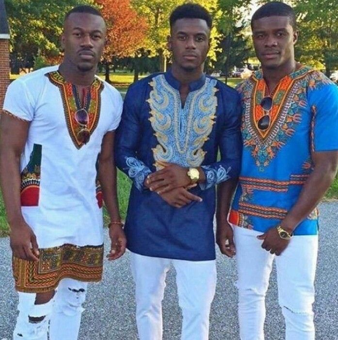 General Overview On African Attire For Men - Fashion Unlock