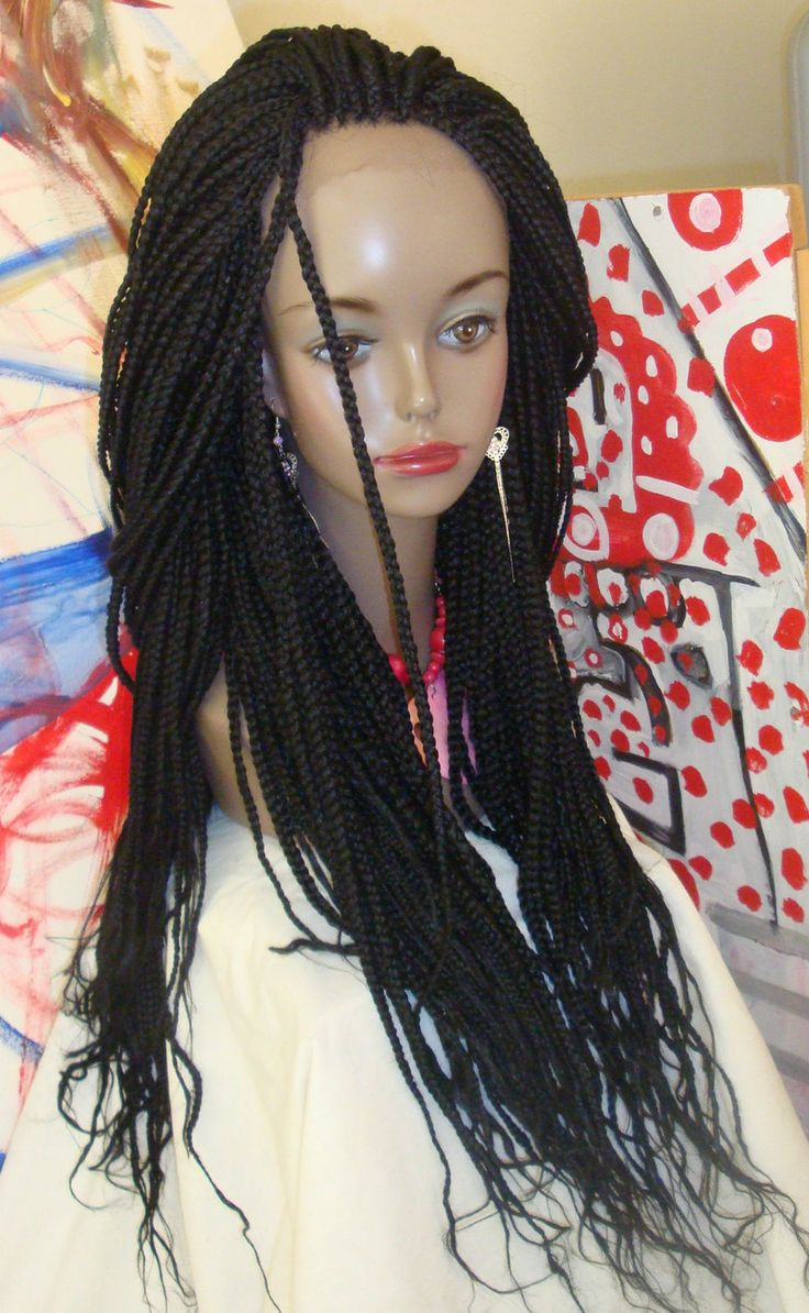 4 Beautiful Braids Braided Wigs You Can Buy In Amazon - Fashion Unlock d28afd523