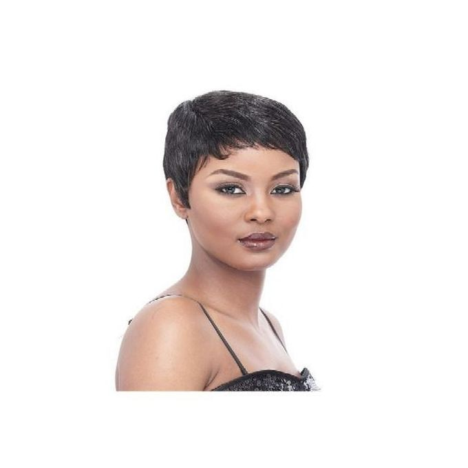 5 Unique Short Human Hair Wigs Available In Jumia